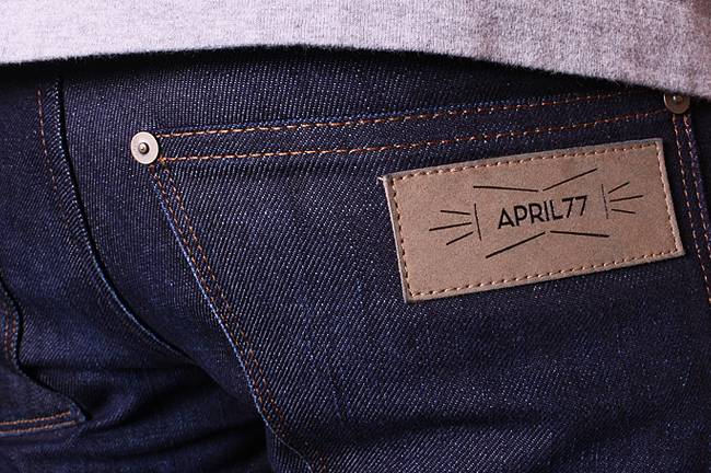 NEW ARRIVALS : APRIL 77