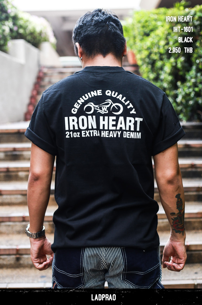 iron heart thailand pronto denim IF26
