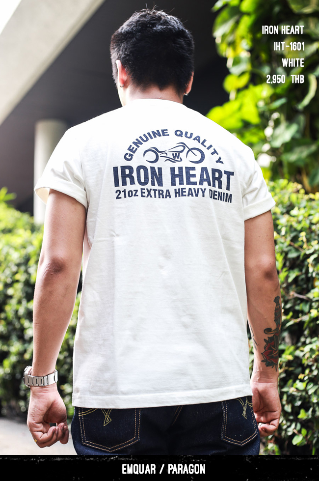 iron heart thailand pronto denim IF28