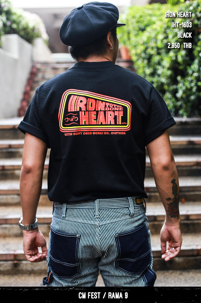 iron heart thailand pronto denim IF36