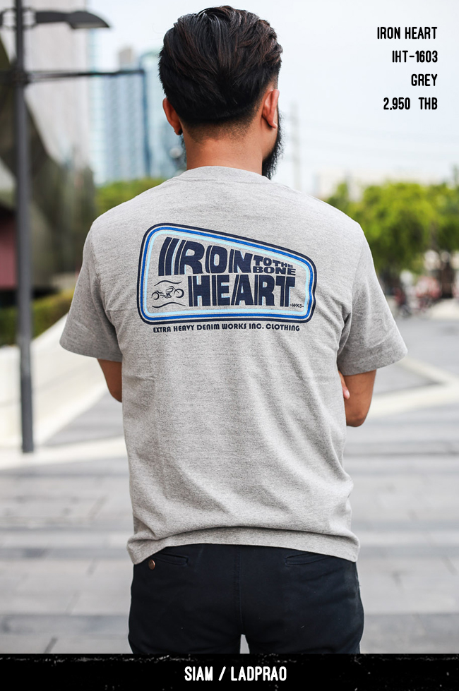 iron heart thailand pronto denim IF40