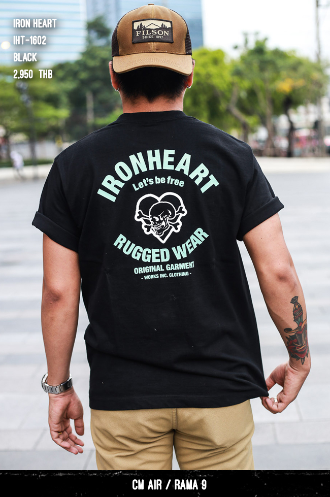 iron heart thailand pronto denim IF53