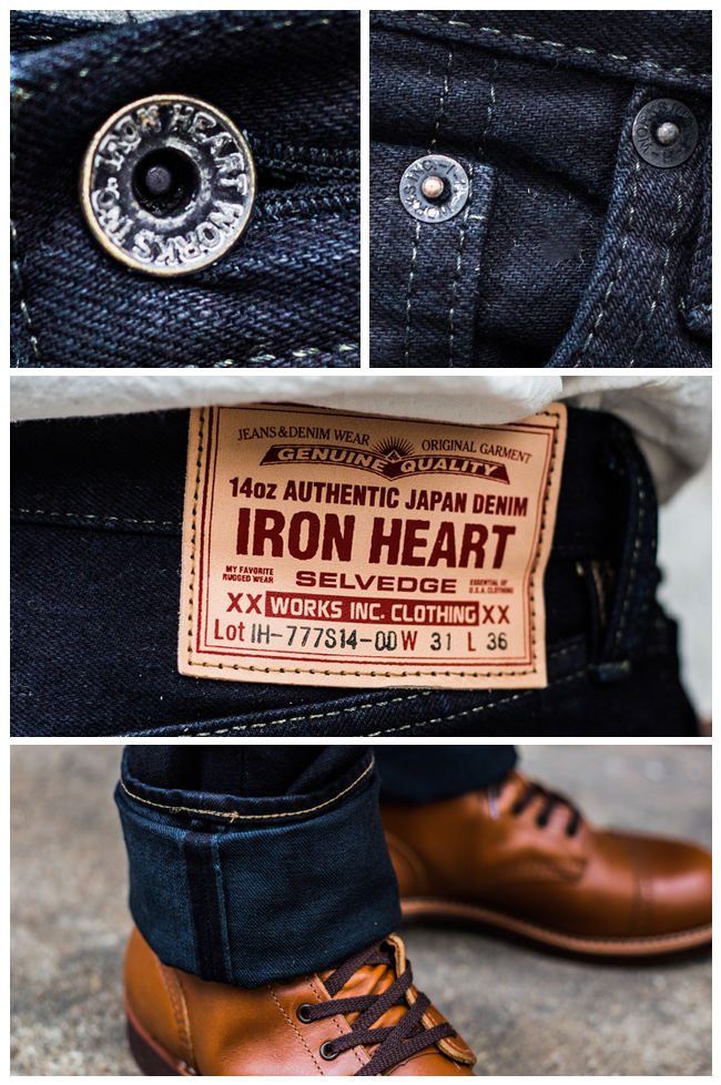 PRONTO IRON HEART